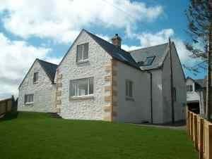 Thumbnail 4 bed cottage to rent in Abington, Biggar