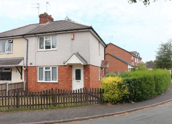 Thumbnail 2 bed semi-detached house for sale in Hazel Grove, Wombourne, Wolverhampton