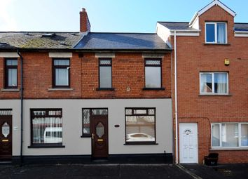 Thumbnail 3 bedroom terraced house for sale in Donegall Avenue, Belfast
