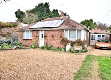 Thumbnail 3 bedroom detached bungalow for sale in Centre Vale, Dersingham, King's Lynn