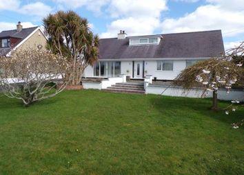 Thumbnail 4 bed bungalow for sale in Bryniau Fawnog, Llanrug, Caernarfon