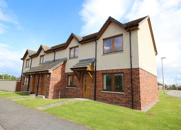 Thumbnail 2 bed flat for sale in Mill Way, Brora