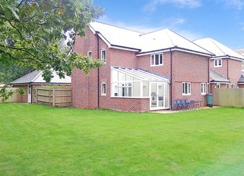 Thumbnail 4 bed detached house for sale in Hazel Copse, Chichester, West Sussex