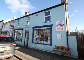 Thumbnail 2 bed flat for sale in First Floor Flat, 16 High Street, Cemaes Bay