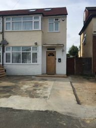 Thumbnail 3 bed maisonette to rent in Landseer Close, Edgware, Edgware