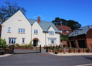 Thumbnail 5 bed detached house for sale in Woodberry Copse, Lyme Regis