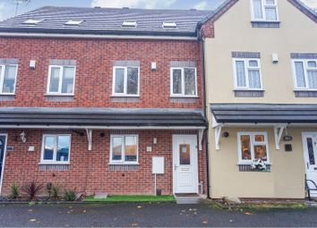 Thumbnail 4 bed terraced house for sale in Harper Street, Willenhall