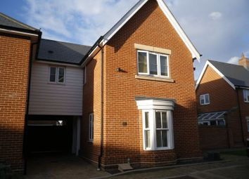 Thumbnail 3 bed semi-detached house for sale in Saltings Crescent, West Mersea, Colchester