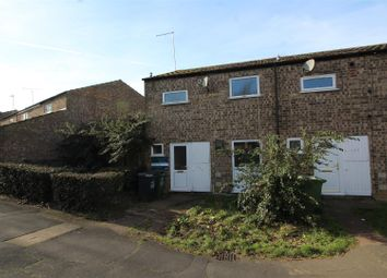 Thumbnail 3 bed end terrace house for sale in Linkside, Bretton, Peterborough