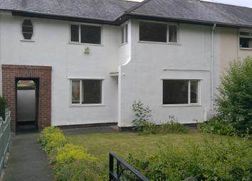 Thumbnail 3 bed terraced house for sale in Aston Grove, Wrexham