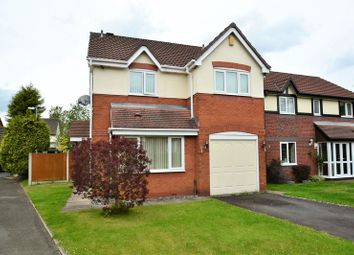 Thumbnail 4 bed detached house for sale in The Gateways, Swinton, Manchester