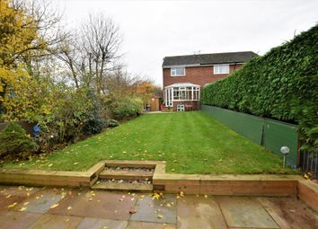 Thumbnail 2 bed semi-detached house for sale in Elm Grove, Sherburn, Malton