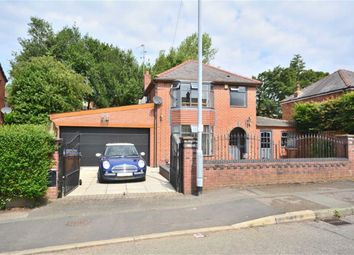 Thumbnail 3 bed detached house for sale in Carr Avenue, Prestwich Manchester