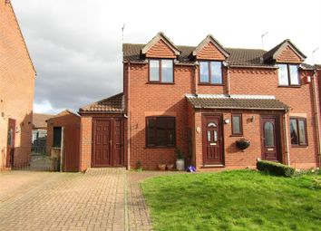 Thumbnail 3 bed semi-detached house for sale in Anderson Way, Lea, Gainsborough