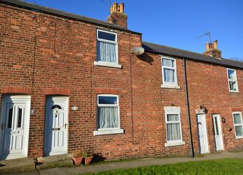 Thumbnail 2 bed terraced house for sale in Ebenezer Terrace, Filey