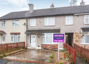 Thumbnail 4 bed terraced house for sale in Tinderley Grove, Almondbury, Huddersfield