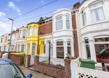 Thumbnail 2 bedroom terraced house for sale in Beaulieu Road, Portsmouth
