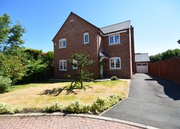 Thumbnail 4 bed detached house for sale in Church Close, Tilstock, Whitchurch