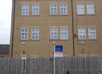 Thumbnail 5 bed terraced house for sale in Brunswick Place, Heckmondwike