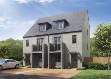 "Thumbnail 3 bedroom semi-detached house for sale in ""The Gloucester"" at Whinney Hill, Durham"