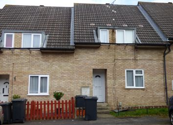 Thumbnail 3 bed semi-detached house to rent in Bosham Close, Toothill, Swindon