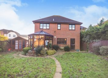 Thumbnail 5 bed detached house for sale in Ramshaw Drive, Springfield, Chelmsford
