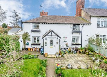 Thumbnail 2 bed cottage for sale in Ash Parva, Ash Parva, Whitchurch, Shropshire