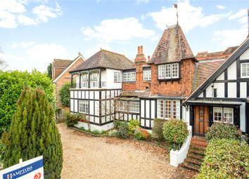 Thumbnail 4 bed detached house for sale in Glebe Road, Bray, Maidenhead, Berkshire