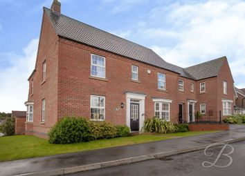 Thumbnail 4 bed detached house for sale in Sanderling Way, Forest Town, Mansfield