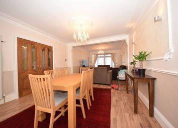 Thumbnail 4 bed semi-detached house to rent in Lord Avenue, Clayhall, Ilford