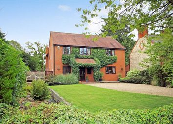 Thumbnail 4 bedroom detached house for sale in West Street, Sparsholt, Oxfordshire