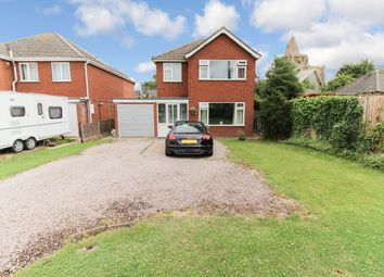 Thumbnail 3 bed detached house for sale in Hall Street, Crowland, Peterborough