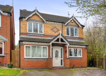 Thumbnail 4 bed detached house for sale in Debdale Avenue, Lyppard Woodgreen, Worcester
