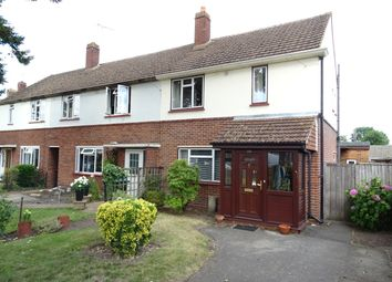 Thumbnail 2 bed end terrace house for sale in Conquest Road, Addlestone