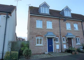 Thumbnail 3 bedroom end terrace house to rent in Thorn Road, Hampton Hargate, Peterborough