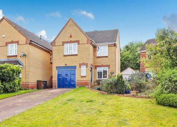 Thumbnail 3 bed detached house for sale in Elder Drive, Ashby Fields, Daventry