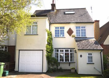 Thumbnail 5 bed detached house for sale in Hawfield Gardens, Park Street, St. Albans