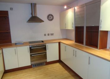 Thumbnail 2 bed flat to rent in Plumptre Street, Nottingham