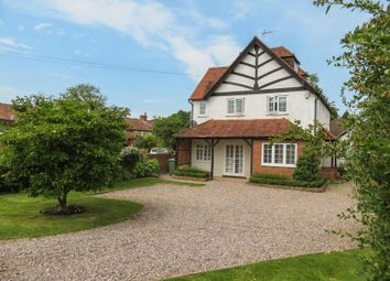 Thumbnail 5 bed detached house to rent in School Lane, Cookham, Maidenhead