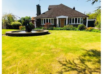 Thumbnail 5 bed detached bungalow for sale in Booth Lane, Sandbach