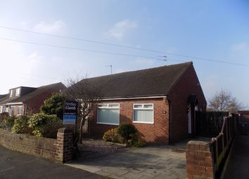 Thumbnail 2 bed semi-detached bungalow for sale in Chester Avenue, Poulton Le Fylde
