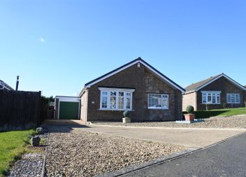 Thumbnail 3 bed detached bungalow for sale in Chichester Close, Grantham