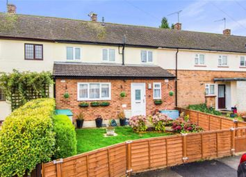 Thumbnail 3 bed terraced house for sale in Lancaster Close, Pilgrims Hatch, Brentwood