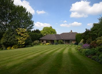 Thumbnail 5 bed detached bungalow for sale in Moor Lane, Darrington, Pontefract