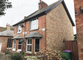Thumbnail 2 bed semi-detached house for sale in 6 Sun Lane, Hythe, Kent