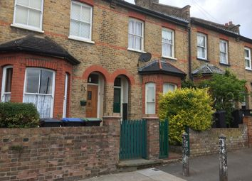 Thumbnail 3 bed terraced house for sale in Woodlands Road, Enfield