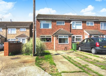 Thumbnail 3 bed end terrace house for sale in Brunel Close, Tilbury