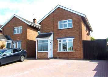Thumbnail 3 bed detached house for sale in Amber Road, Allestree, Derby