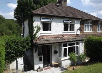 Thumbnail 3 bed semi-detached house for sale in Valley Road, Kenley, Surrey, .