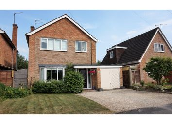 Thumbnail 3 bed detached house for sale in Lyfs Lane, Kempsey